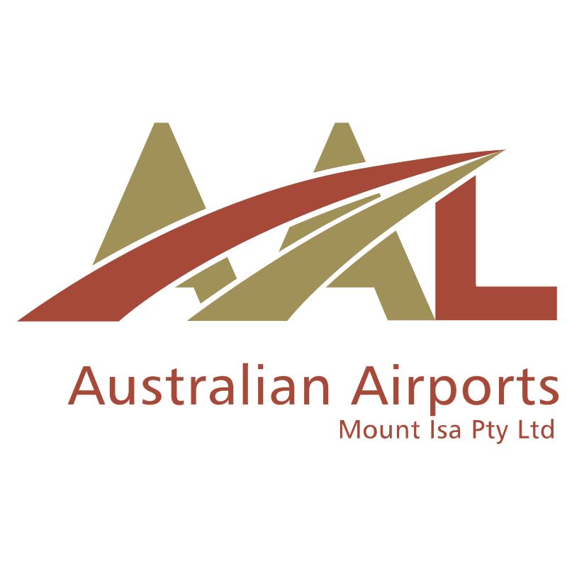 Australian Airports vector