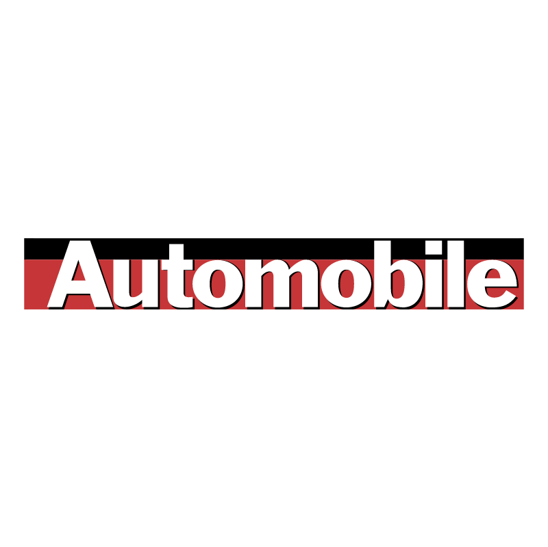 Automobile vector