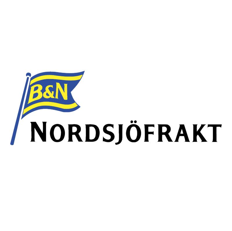 B&N Nordsjofrakt vector