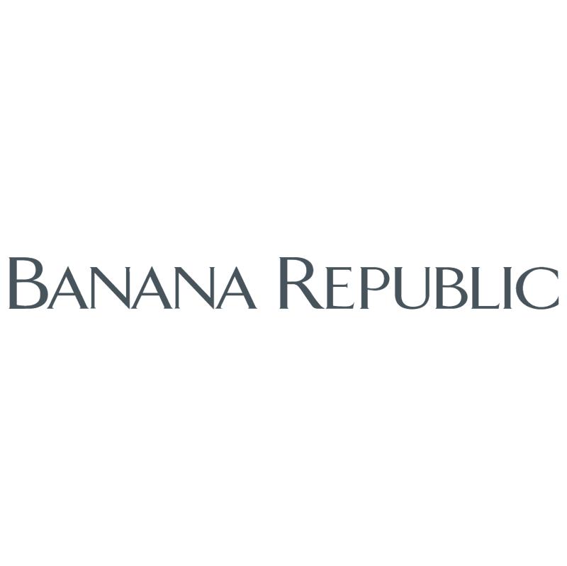 Banana Republic vector