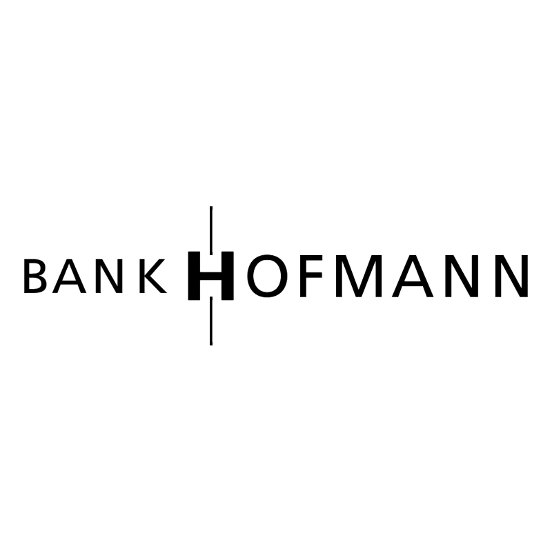 Bank Hofmann 49907 vector