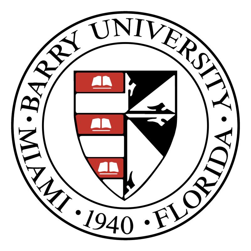 Barry University vector