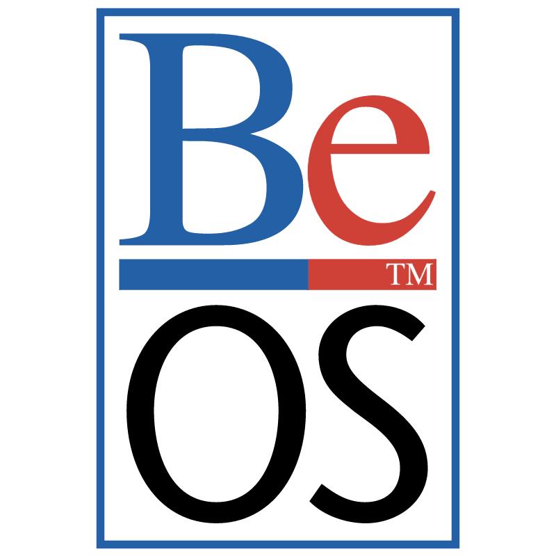 BeOS vector