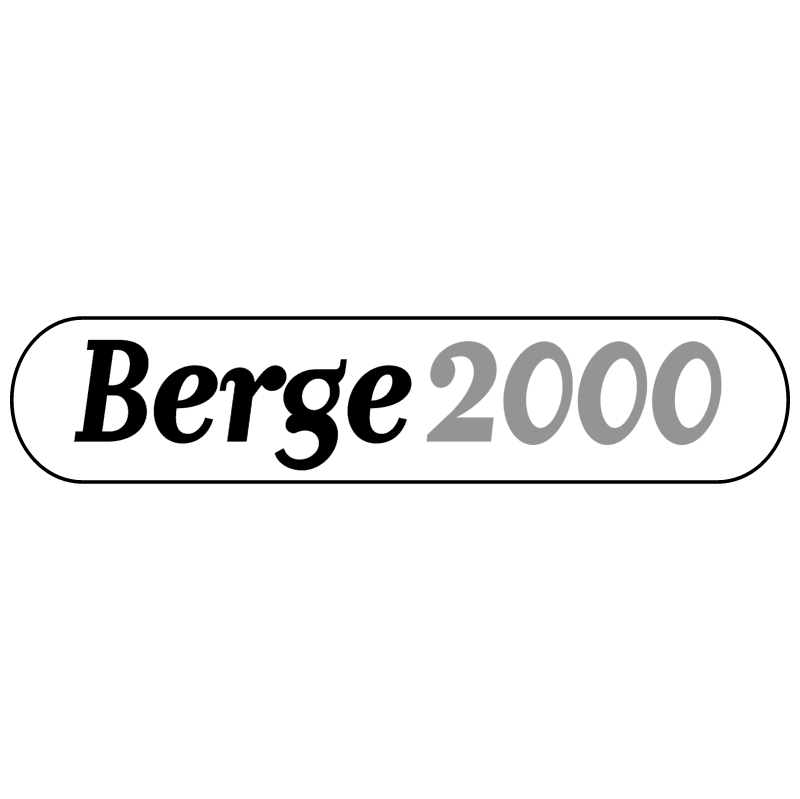 Berge 2000 vector