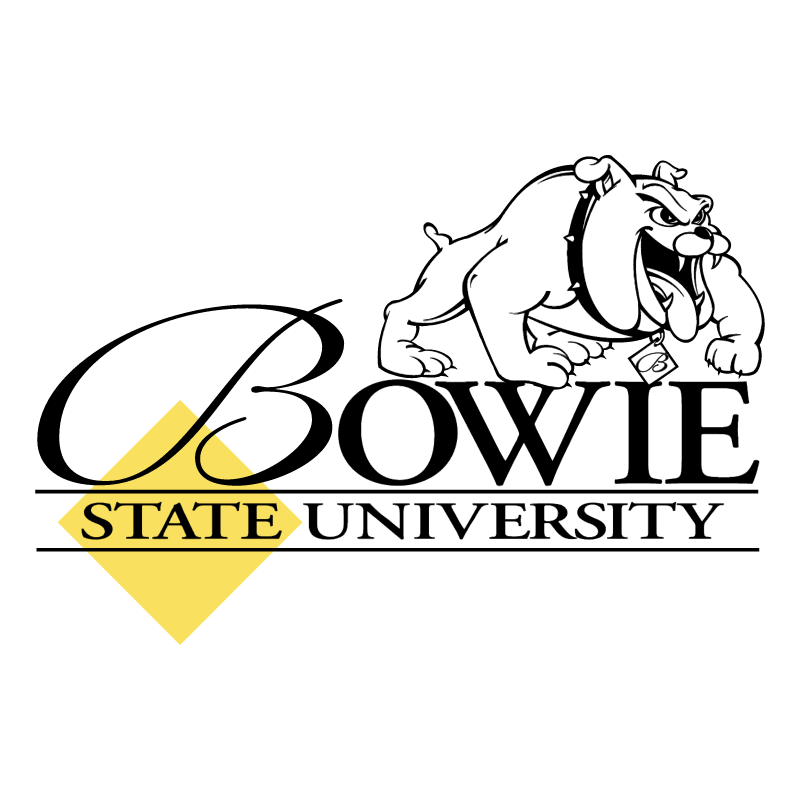 Bowie State University 43868 vector