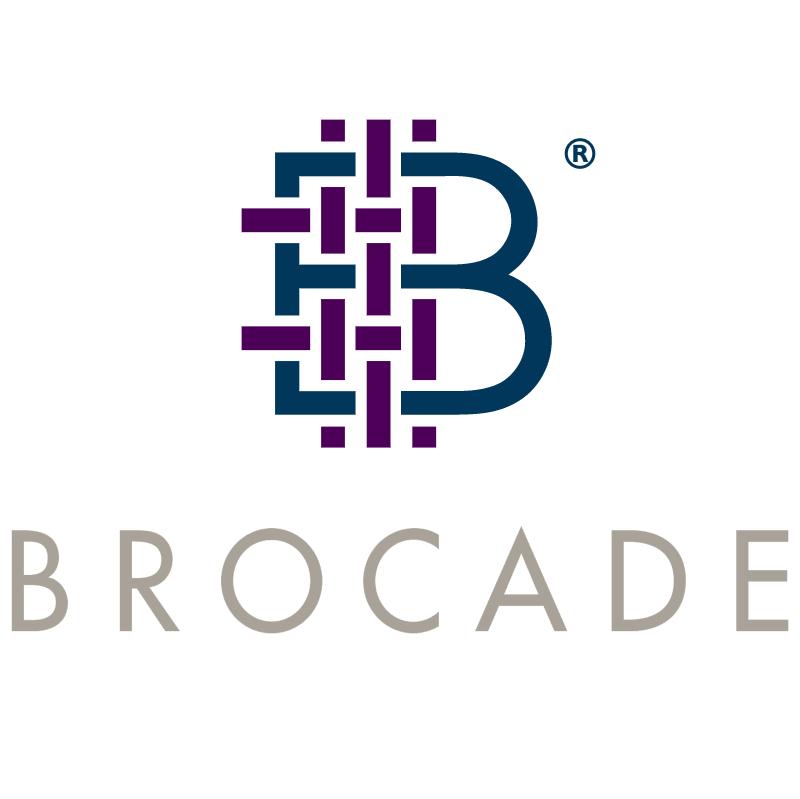 Brocade 25112 vector