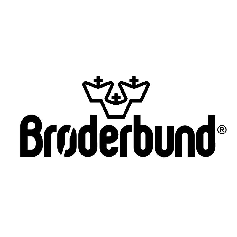 Broderbund vector