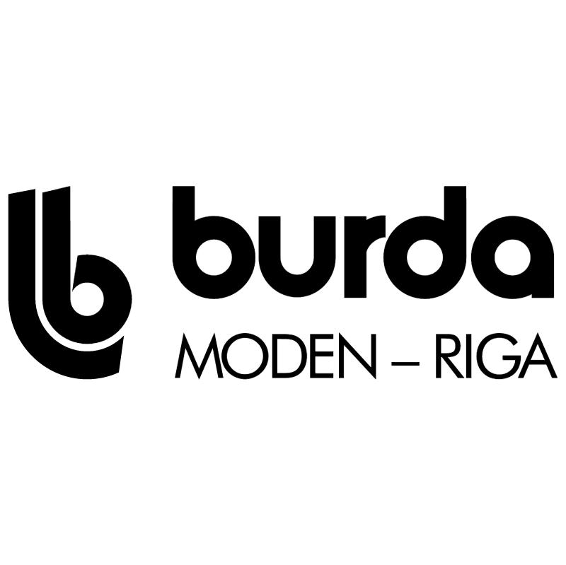 Burda Moden Riga 27901 vector