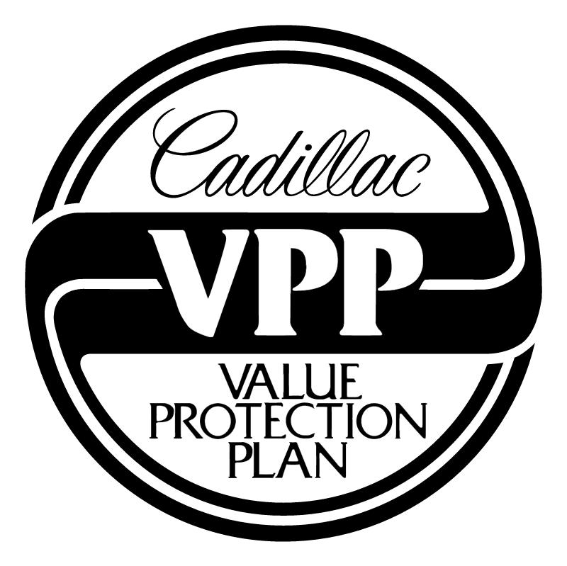 Cadillac VPP vector