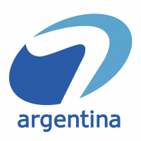 Canal 7 Argentina vector