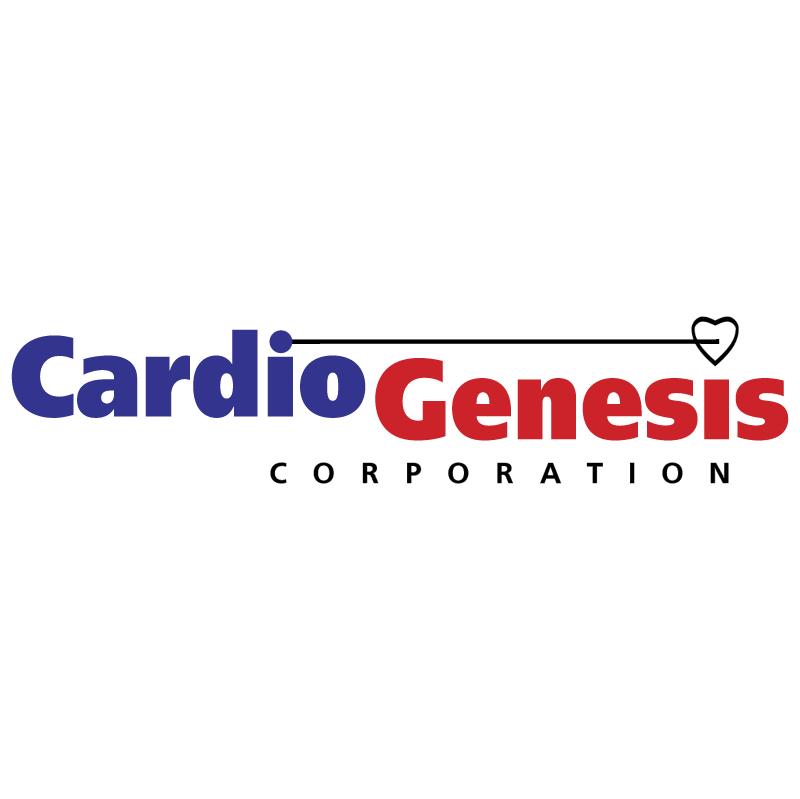 Cardio Genesis vector logo