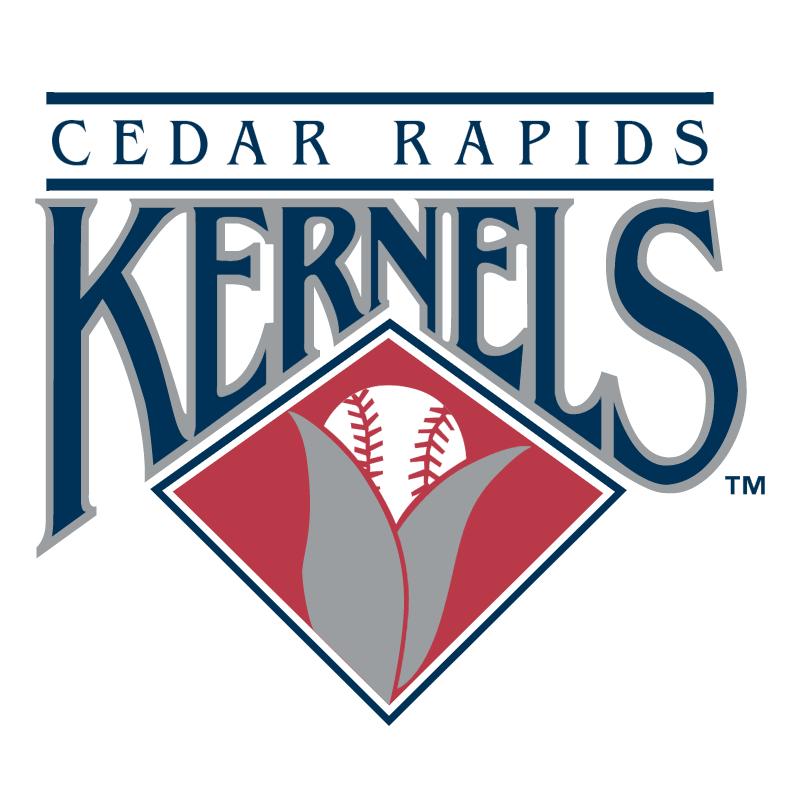 Cedar Rapids Kernels vector