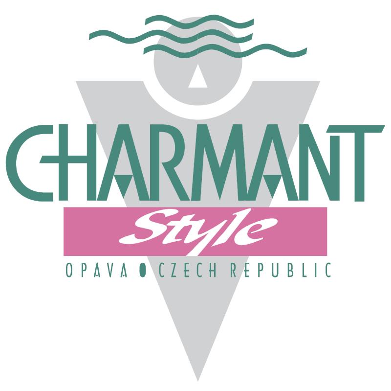 Charmant Style vector logo