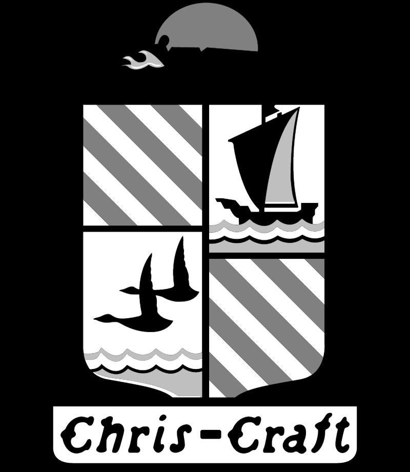 Chris Craft 2 vector