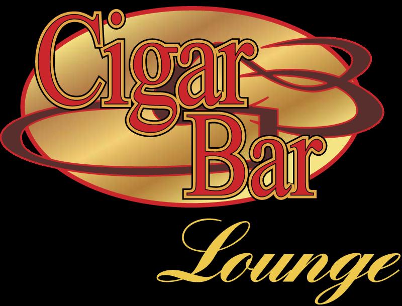 Cigar Bar vector logo