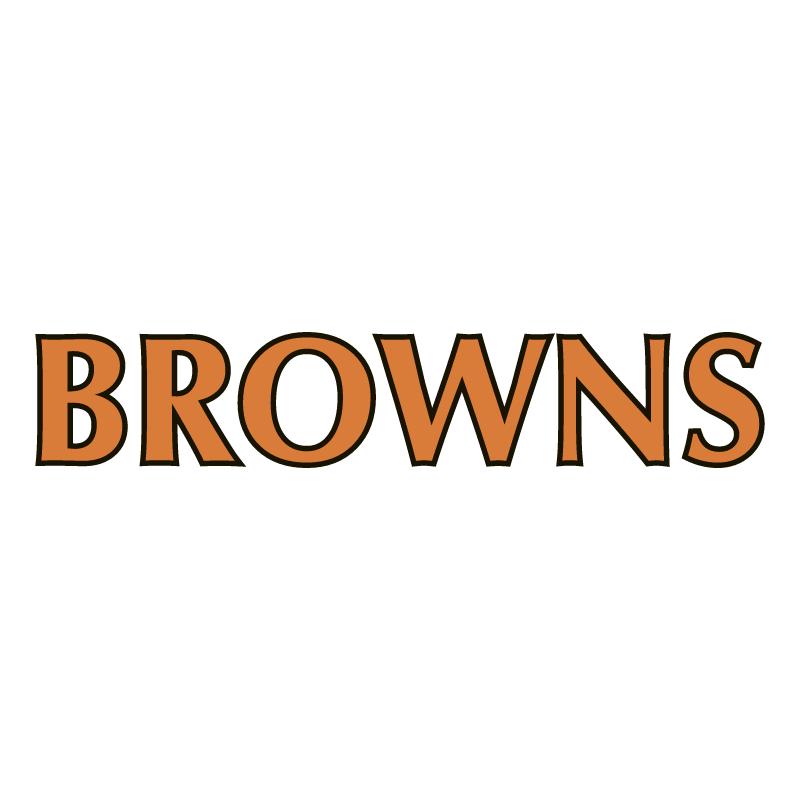 Cleveland Browns vector logo