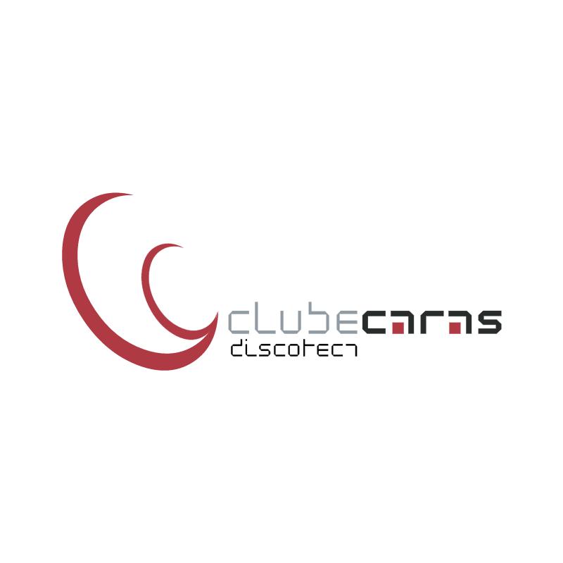 Clube Caras Discoteca vector