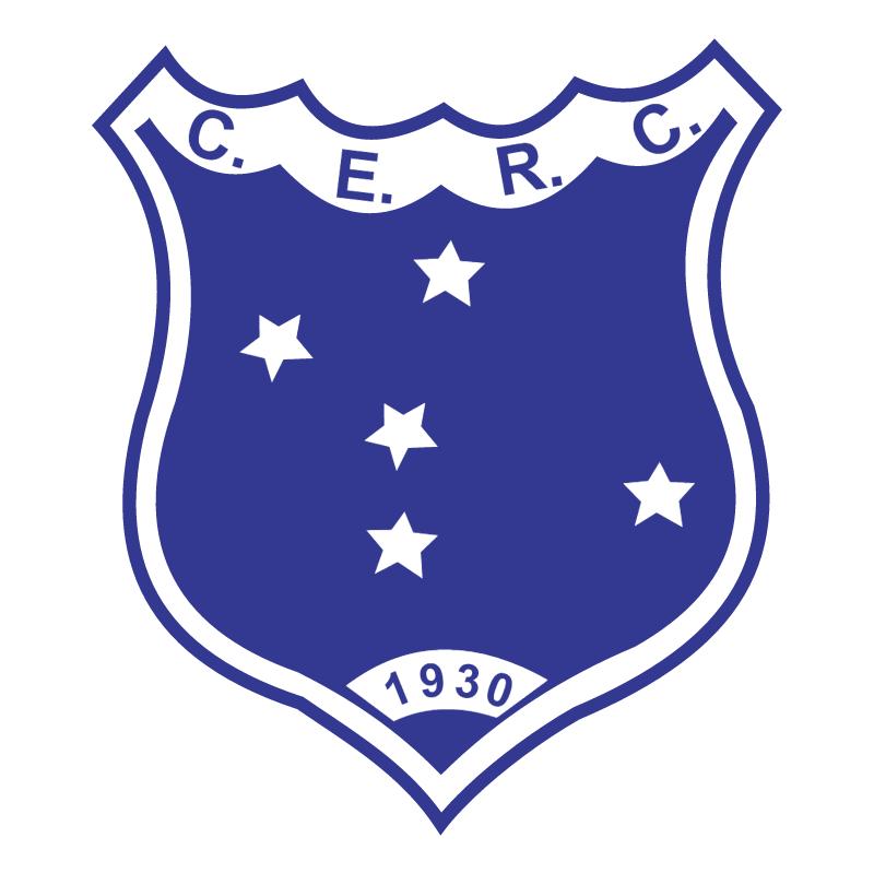 Clube Esportivo e Recreativo Cruzeiro de Flores da Cunha RS vector
