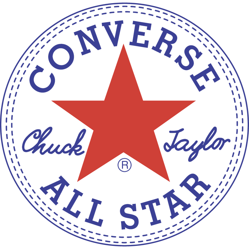 Converse All Star vector