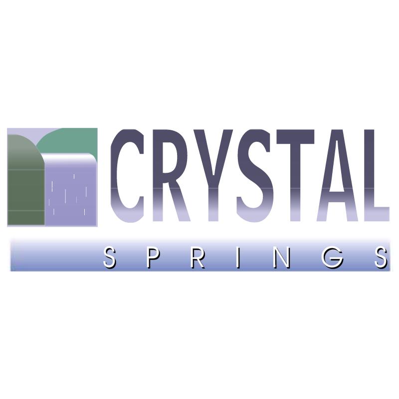 Crystal Springs vector