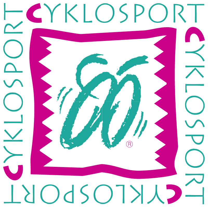 Cyklosport vector