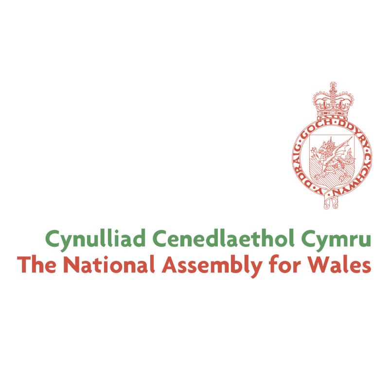 Cynulliad Cenedlaethol Cymru vector