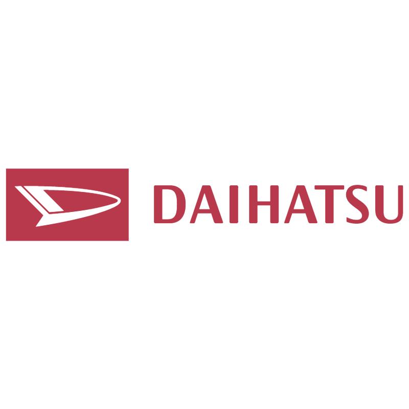 Daihatsu vector