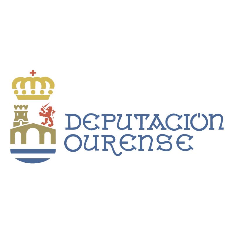 Deputacion Ourense vector