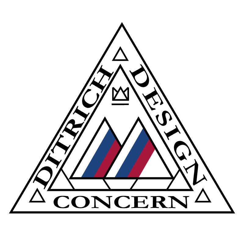 Ditrich Design Concern vector