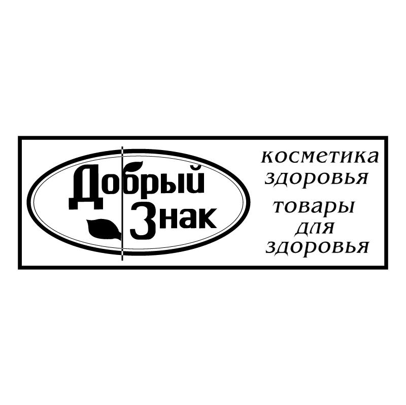 Dobryj Znak vector logo