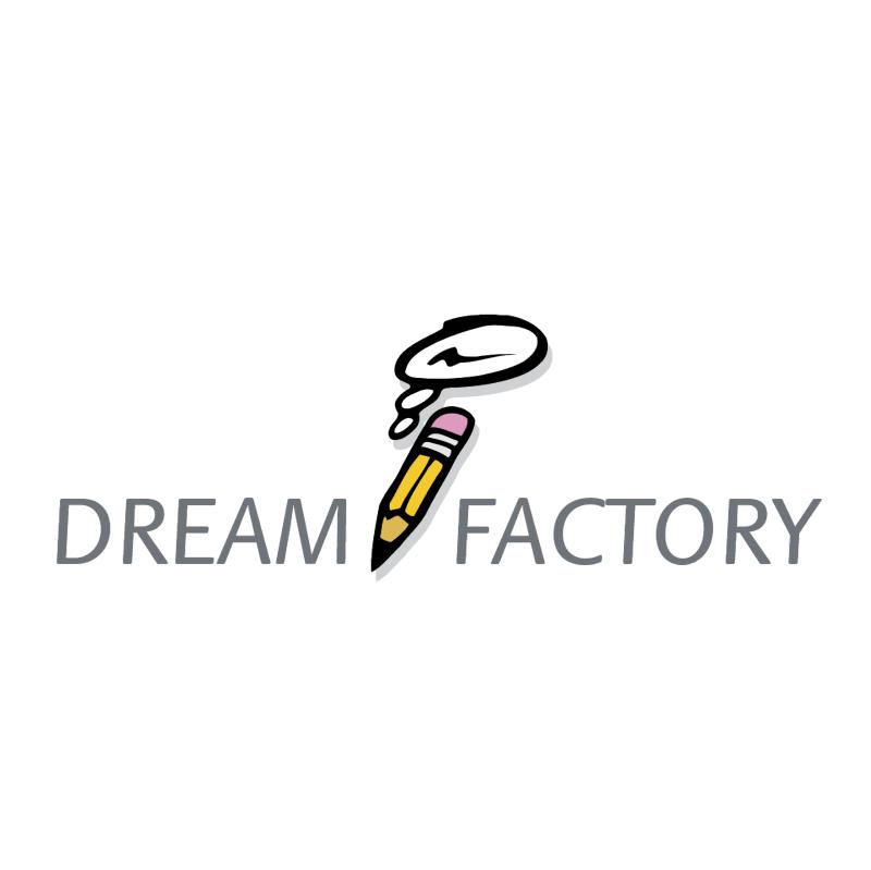 Dream Factory vector logo