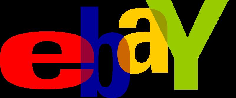 eBay vector logo