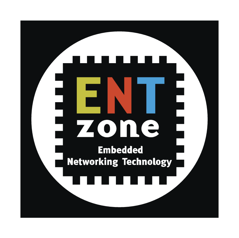 ENT Zone vector logo
