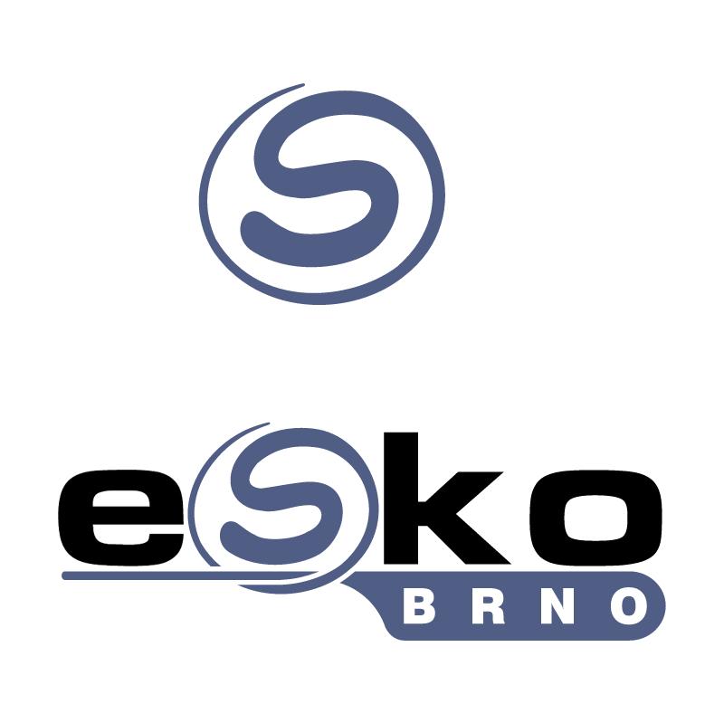 Esko Brno vector