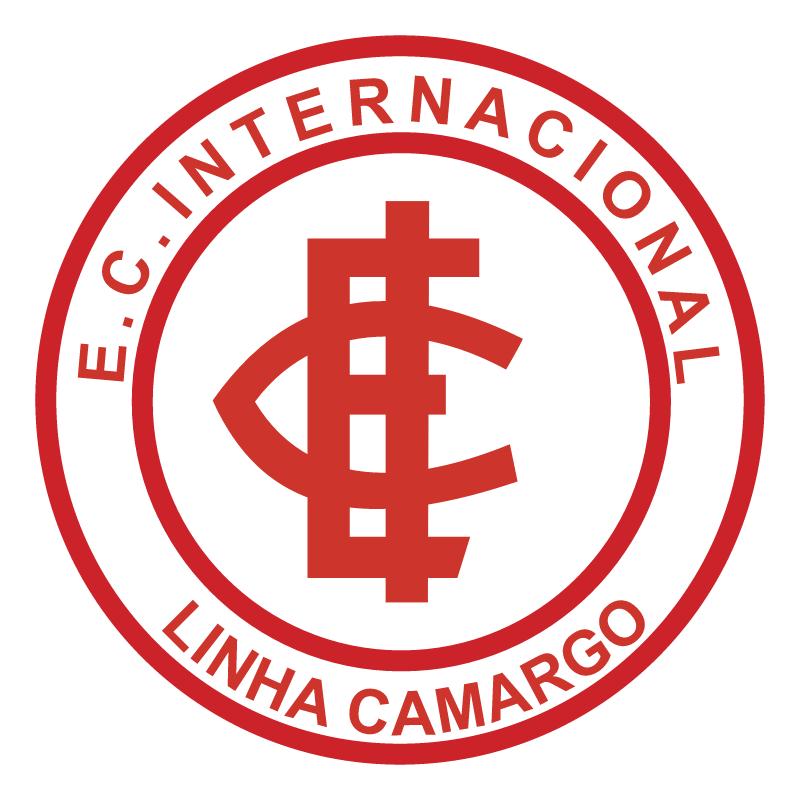Esporte Clube Internacional Linha Camargo de Garibaldi RS vector