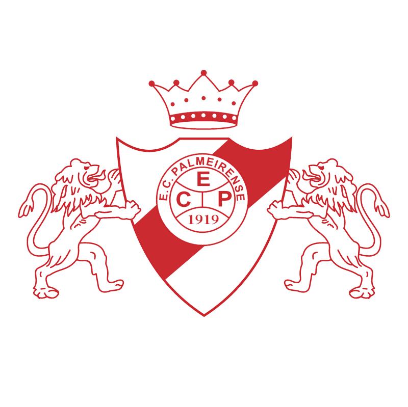 Esporte Clube Palmeirense de Palmeira das Missoes RS vector logo