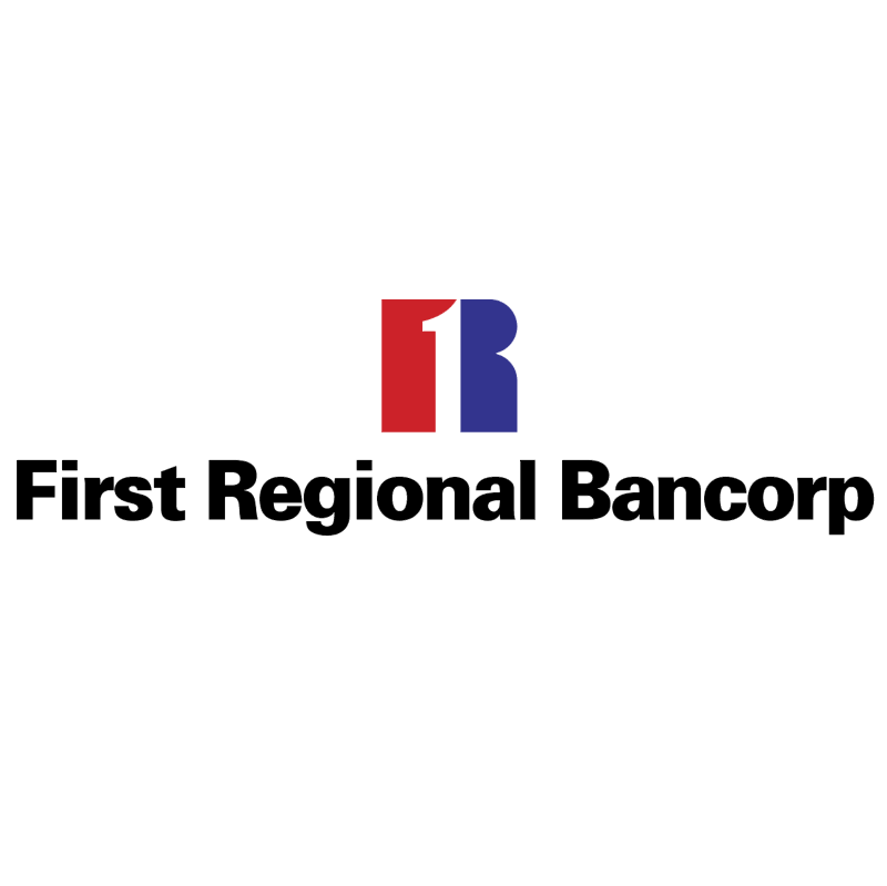 First Regional Bank vector