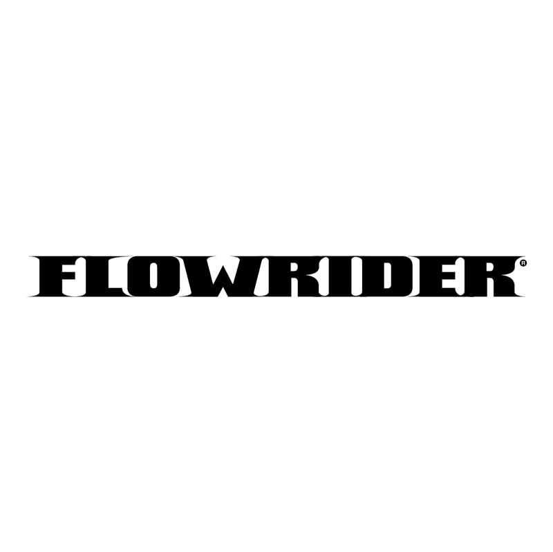 Flowrider vector