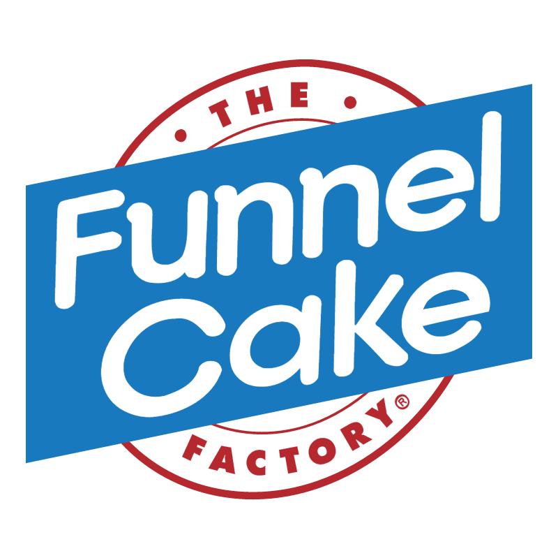 Funnel Cake vector