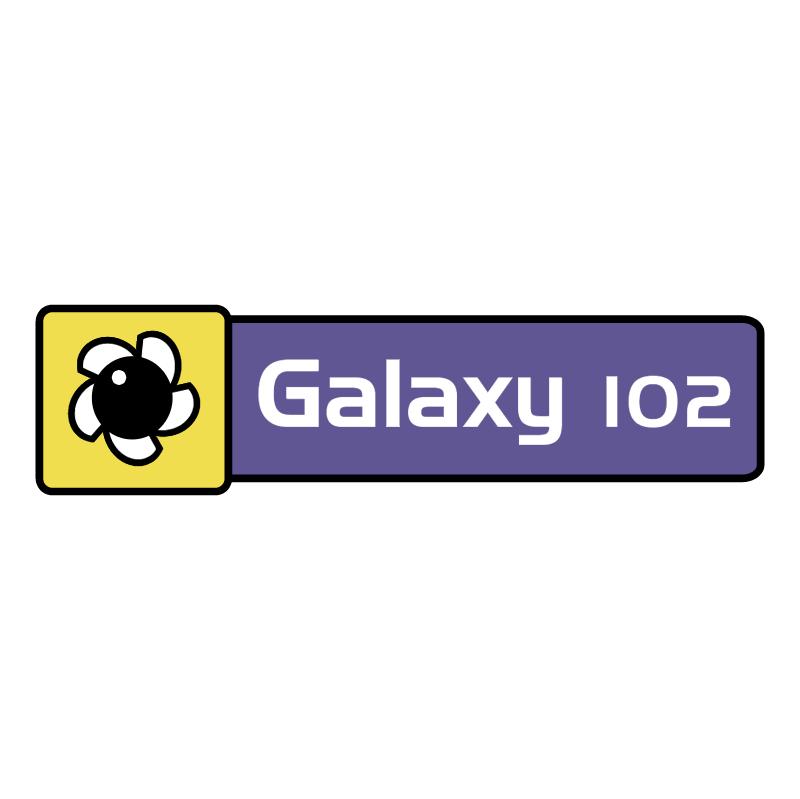 Galaxy 102 vector