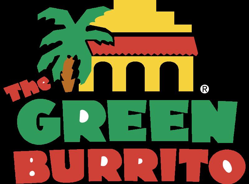 Green Burrito 2 vector