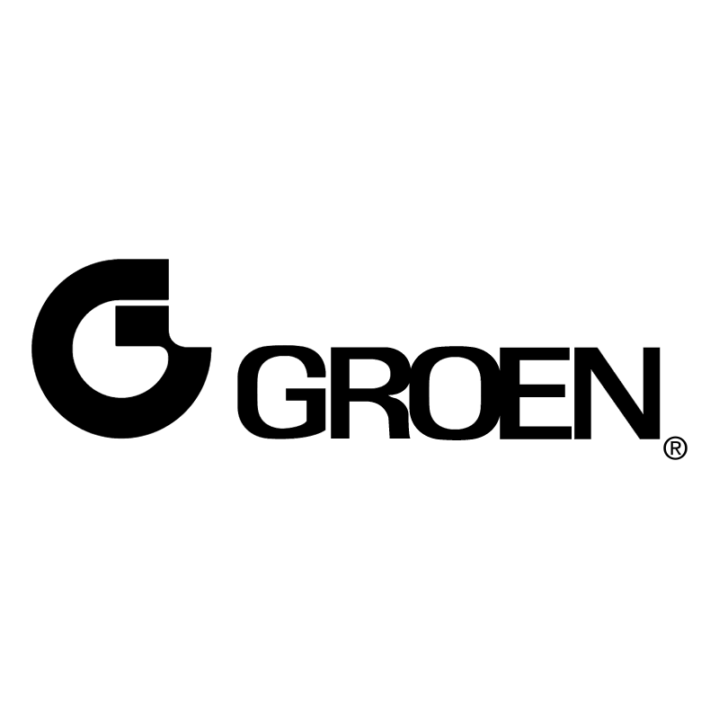 Groen vector logo