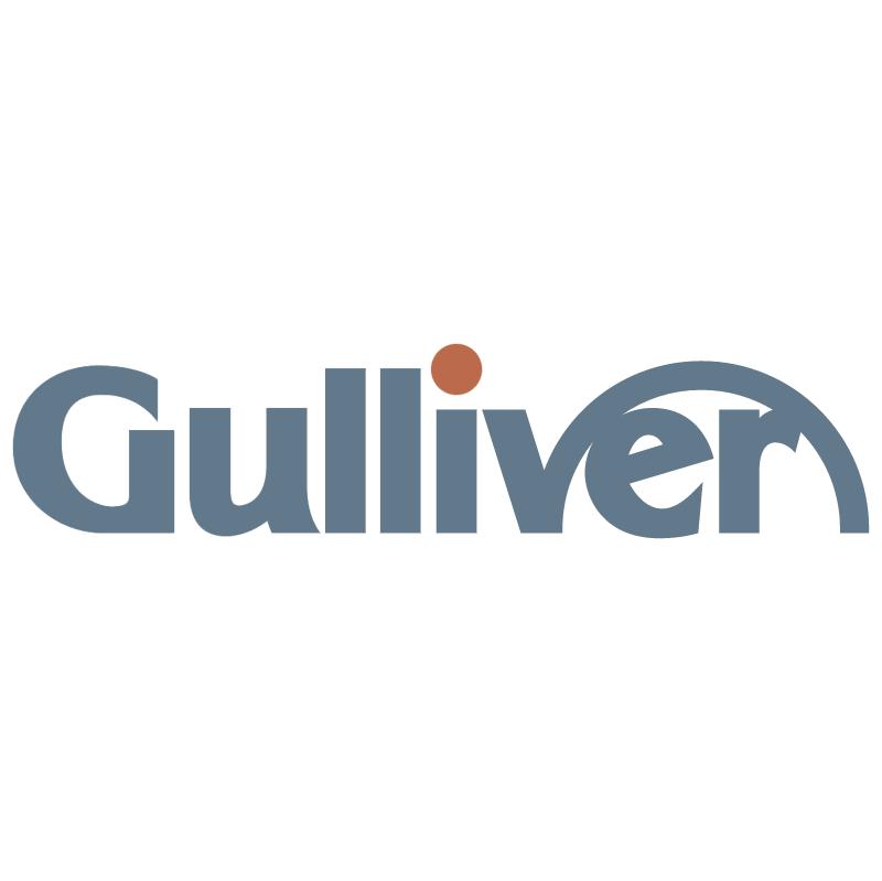 Gulliver vector logo