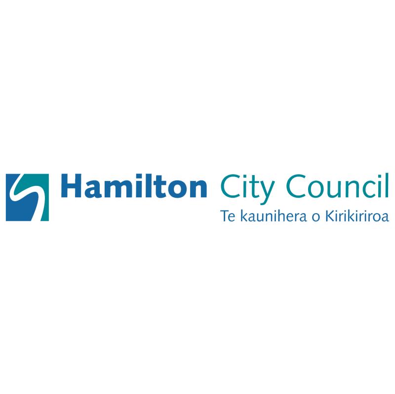 Hamilton City Council vector