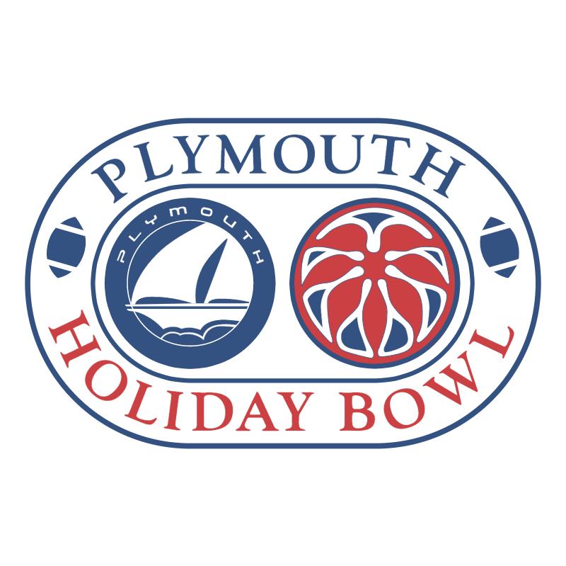 Holiday Bowl vector logo