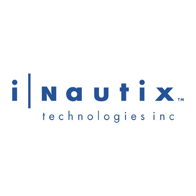 iNautix Technologies vector logo