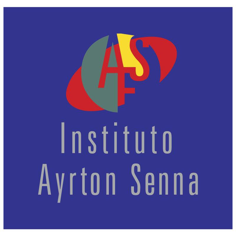 Instituto Ayrton Senna vector
