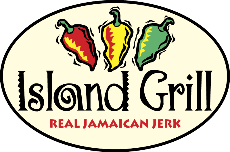 Island Grill vector