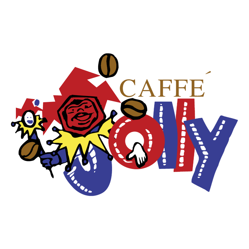 Jolly Caffe vector logo