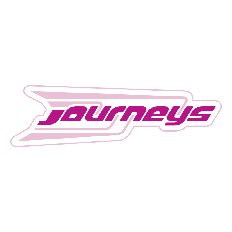 Journeys vector logo